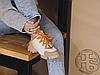 Женские кроссовки Dior D-Connect Sneaker in Neoprene White Brown KCK222NRL_S21W, фото 3
