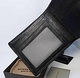 Кошелек мужской Bottega Veneta H0177 черный, фото 5