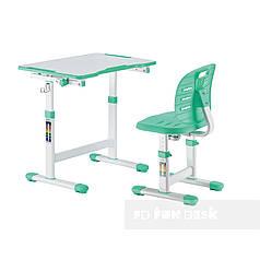 Комплект парта + стул трансформеры Omino Green FunDesk