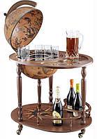 Итальянский глобус бар напольный со столом Zoffoli 248-0006 Джазон Вип подарок