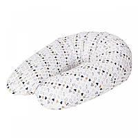 Подушка для кормления Ceba Baby Physio Multi  сердечки