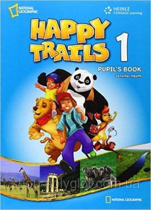 Happy Trails 1 Pupil's Book with Audio CD