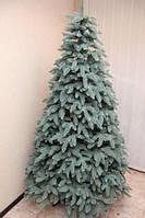 Ель  литая Премиум голубая 3м, искусственная елка