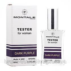 TESTER женский Montale Dark Purple 60 мл