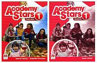 Academy Stars for Ukraine 1 Pupil's Book учебник+Workbook