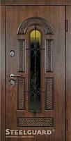 Двери входные металлические для частного дома Steelguard Vikont