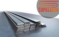 Смуга сталева в асортименті [полоса стальная] (розмір від 20 до 50 мм, довжина 1,5-4 м)