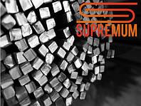 Квадрат сталевий в асортименті [квадрат стальной] (розмір від 10х10 до 20х20 мм, довжина 1,5-4 м)