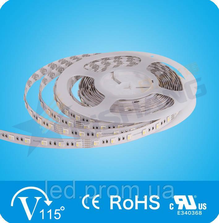 Светодиодная лента RISHANG 60-5050-24V-IP20 12.9/4.7W RGB+4000K(RD0260AC-A)