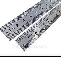Линейки металлические 100 см нержавеющая сталь