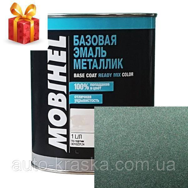 Автокраска Mobihel металлик  Морано 1л.