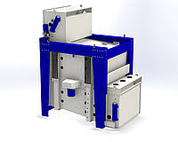 Воздушно решетный сепаратор РСА - 250 (Аналог Buhler TAS)