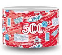 """Туалетная бумага """"Новый Киев 500"""" /16 шт без гильзы"""