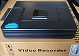 Видеорегистратор 4 канальный гибридный 5 в 1 -1080N, фото 4