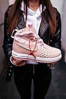 Ботинки ботильоны женские Nike Duckboots 17 Pink демисезонные, фото 1