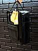 Рюкзак Fjallraven Kanken Classic (Чёрный), фото 4