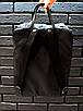 Рюкзак Fjallraven Kanken Classic (Чёрный), фото 6