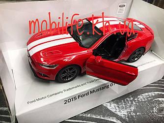 Машинка металлическая Ford Mustang GT 12см/Kinsmart Высокое Качество/
