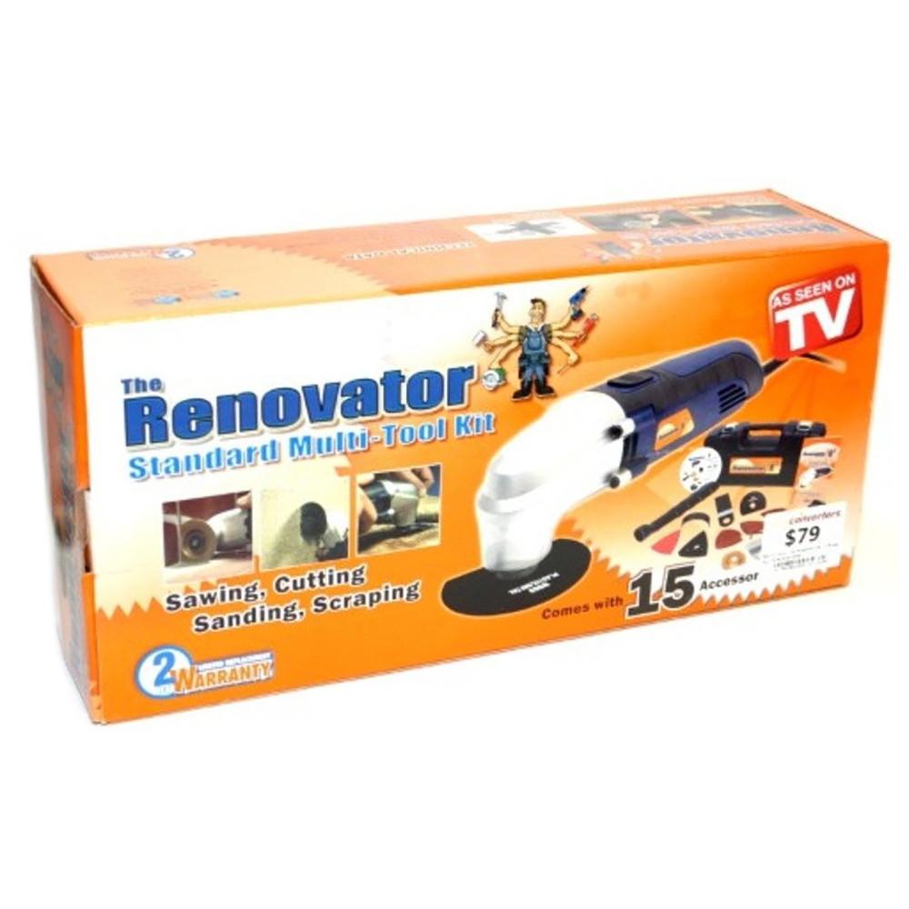 Электроинструмент Renivator *3011012733 [238] + ПОДАРОК: Настенный Фонарик с регулятором BL-8772A