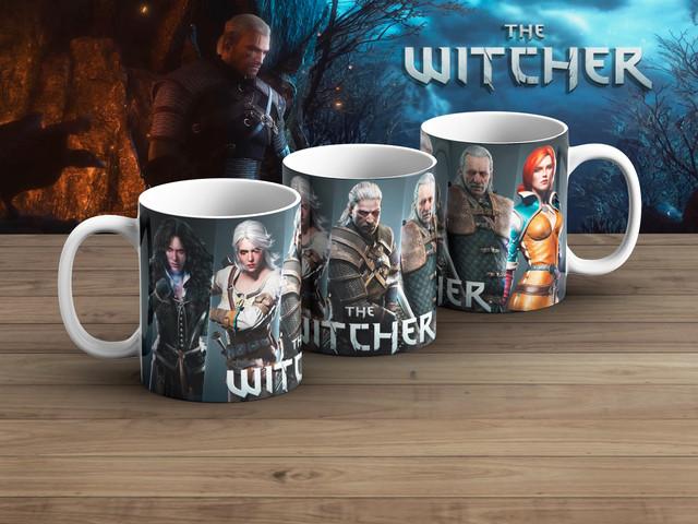 Чашка Ведьмак / Тhe Witcher