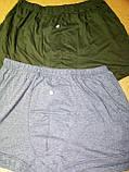 Труси Хакі і Олива, хлопок, 60 р і інші розміри на вибір, оптом, фото 2