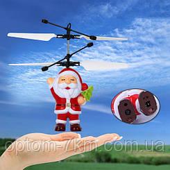 Летающий дед мороз Flying Santa