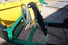 Погрузчик на трактор МТЗ, ЮМЗ, Т 40 Dellif Strong 1800 с отвалом снегоуборочным, фото 5