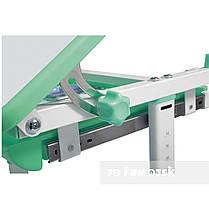 Комплект парта + стул трансформеры Piccolino III Green FunDesk, фото 3