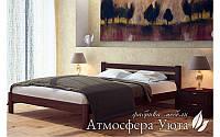 """Односпальная деревянная кровать """"Селена"""" 120х200"""