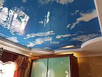 Натяжные потолки с фотопечатью, фото 1