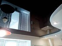 Лаковые натяжные потолки Стандарт, фото 1