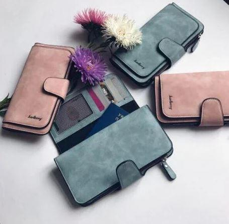 [ОПТ] Жіночий гаманець Baellerry Forever (6 кольорів)