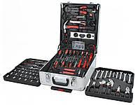 Уцінка!!!Валіза з інструментами 187 елементів набір інструментів ключів набор ключей, фото 1