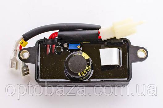 Автоматический регулятор напряжения (класс А) AVR для генераторов 2 кВт - 3 кВт, фото 2