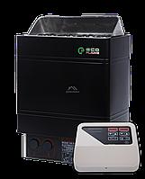 Электрическая печь-каменка EcoFlame AMC 60D + пульт CON4 (5-9 м.куб.)