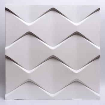 Декоративные гипсовые 3D панели Gipster «Falls»
