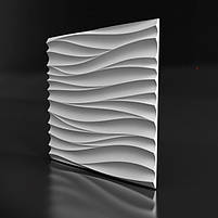 Декоративні гіпсові панелі 3D Gipster «Аламак», фото 2