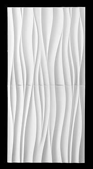 Декоративні гіпсові панелі 3D Gipster «Горизонт»