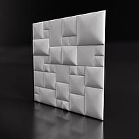 Декоративні гіпсові панелі 3D Gipster «Сарін», фото 2