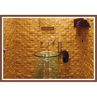 Декоративные гипсовые 3D панели Gipster «Сарин», фото 3