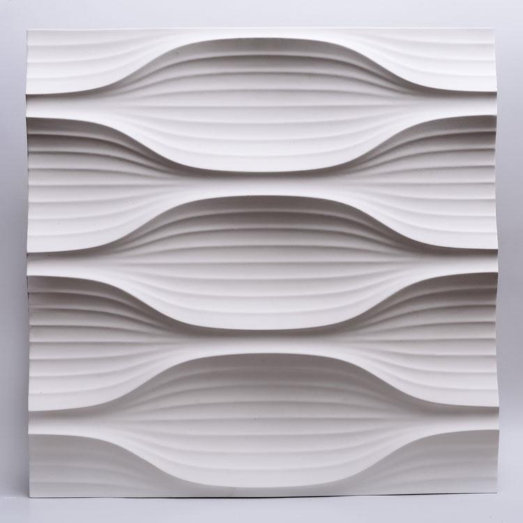Декоративные гипсовые 3D панели Gipster «Moon»
