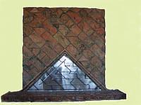 Декор каминный.Керамика.