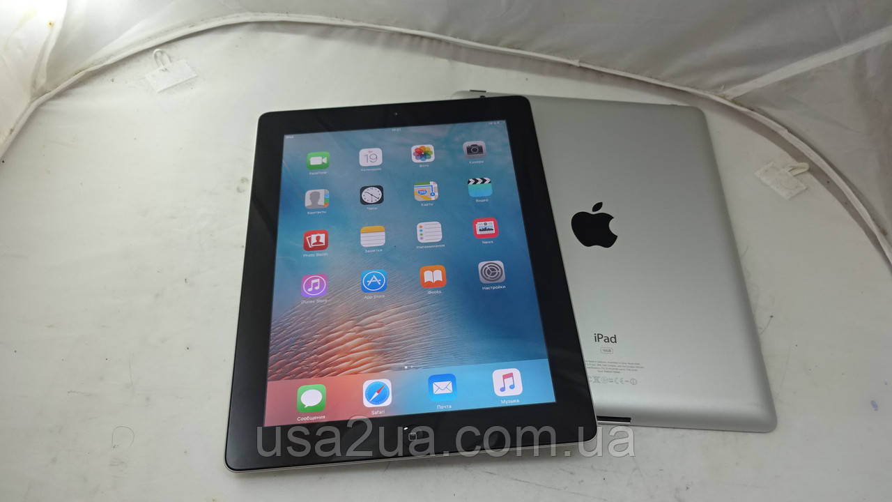 "9.7"" Планшет Apple Ipad 2 16Gb WiFi  Кредит Гарантия Доставка"