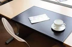 Накладка на стол прямоугольная для комфортного письма