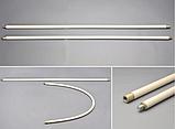 Гнучка складальна ручка для Hansa щітки (Литва) 1 м., фото 3