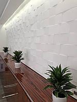 Декоративні гіпсові панелі 3D Gipster «Нави», фото 4