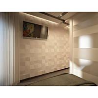 Декоративні гіпсові панелі 3D Gipster «Нави», фото 7