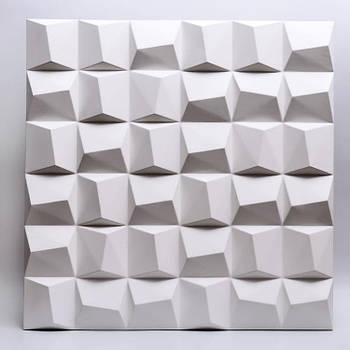 Декоративні гіпсові панелі 3D Gipster «Cliff»