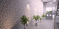 Декоративні гіпсові панелі 3D Gipster «Alvarium», фото 3