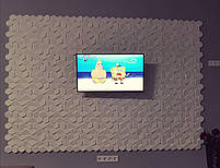 Декоративні гіпсові панелі 3D Gipster «Alvarium», фото 4